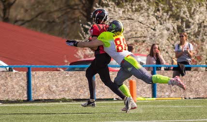 Mustangs si doma poradili s Dragons
